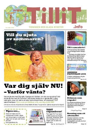 TilliT Glada Nyheter nr 2